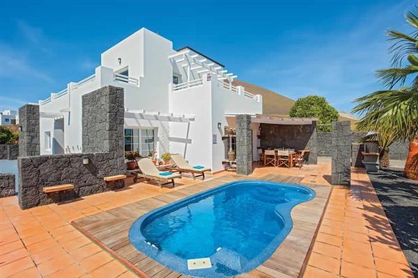 Villa Conil from James Villas