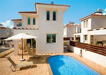 Villa Constantina in Cyprus