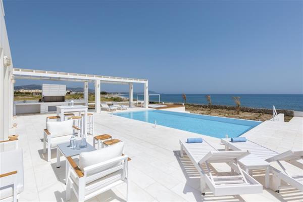 Villa Constantine in Southern Aegean