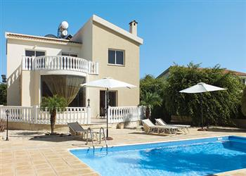 Villa Coral Bee, Coral Bay, Cyprus With Swimming Pool