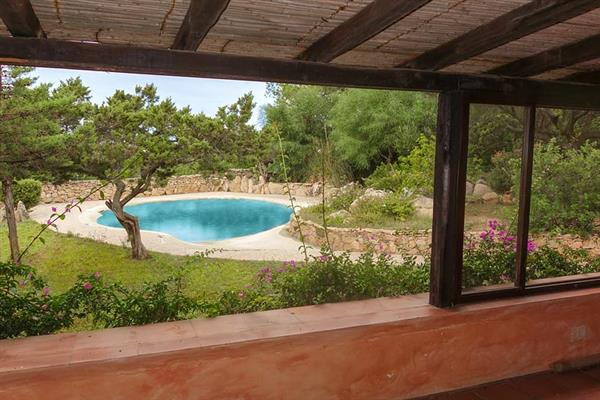 Villa Coral Dream in Sardinia