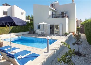 Villa Coral Gardens in Cyprus