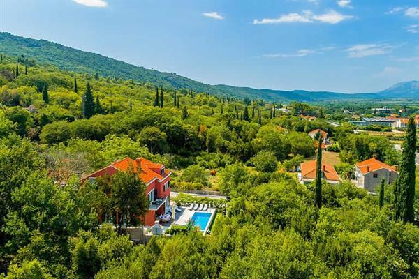 Villa Coral in Croatia
