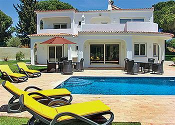 Villa Coral in Portugal