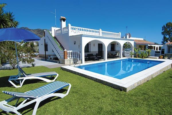 Villa Corbera in Spain