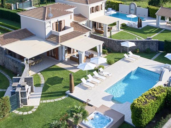 Villa Corintha in Ionian Islands
