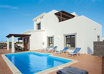Villa Corito in Lanzarote