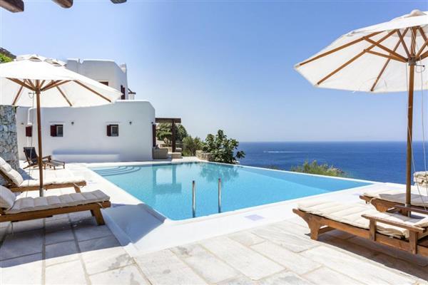 Villa Cornflower in Southern Aegean