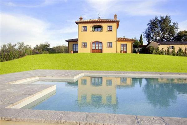 Villa Corte in Provincia di Arezzo