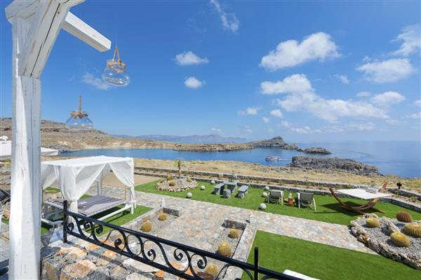Villa Corteau in Southern Aegean