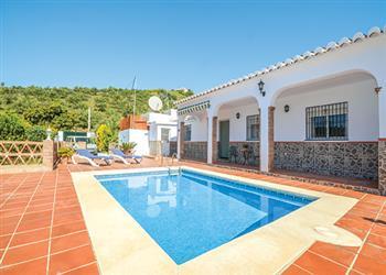 Villa Cortijo del Abuelo in Spain