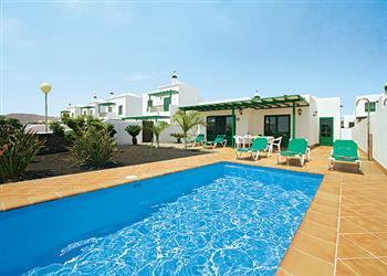Villa Costa Papagayo in Lanzarote