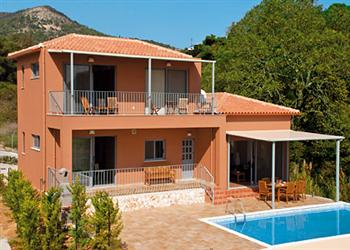 Villa Costa in Kefalonia