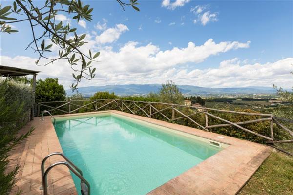 Villa Costi in Provincia di Arezzo