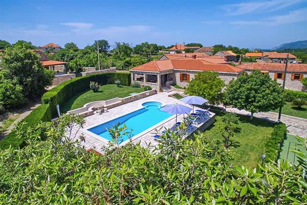 Villa Country Escape in Croatia
