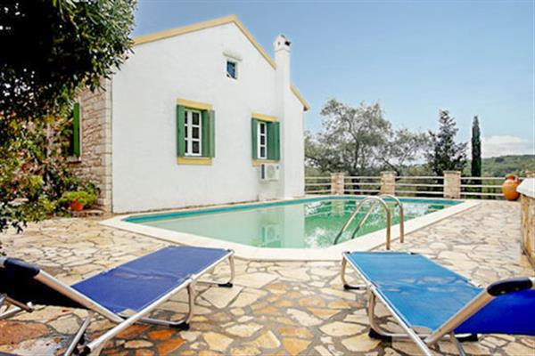 Villa Country House in Paxos