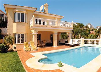 Villa Cresta in Spain