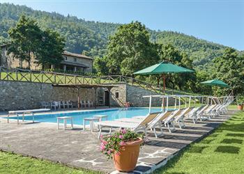 Villa Cretole in Italy