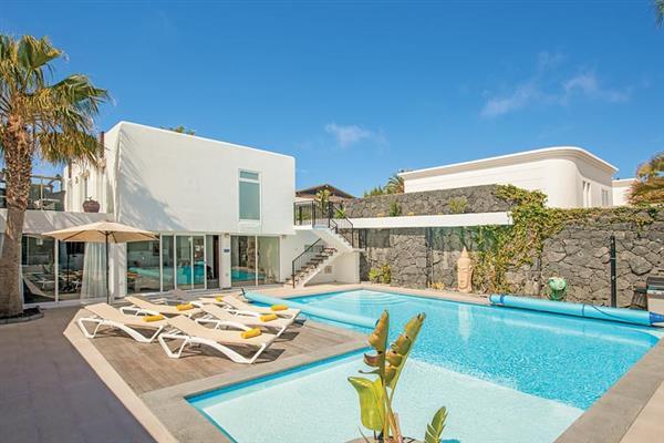Villa Crusoe in Lanzarote