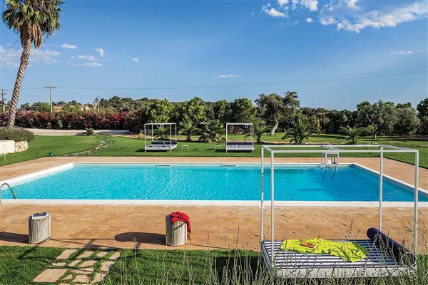 Villa Cuorematto in Sicily