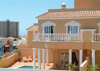 Villa Cush in Tenerife