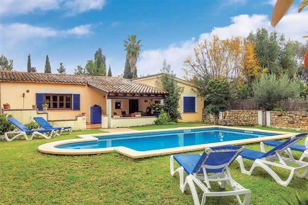 Villa Cuxach de n'Alba in Mallorca