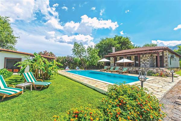 Villa D'Louca in Turkey