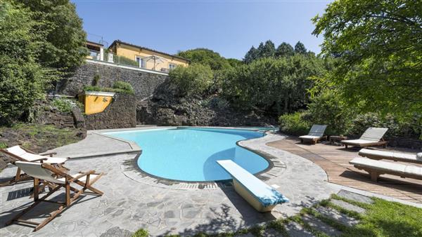 Villa Da Simeto in Provincia di Catania