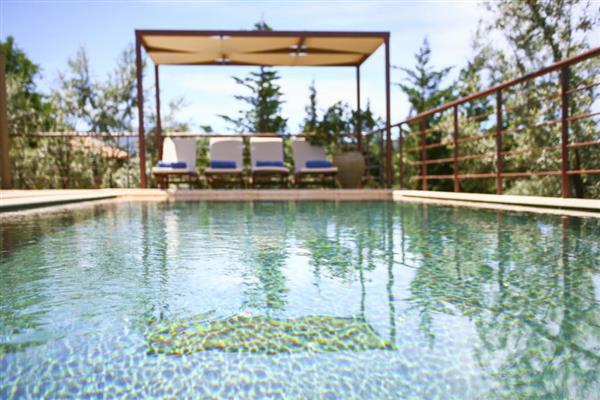 Villa Daffy, Greece