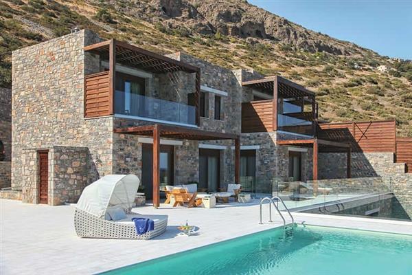 Villa Danae in Crete
