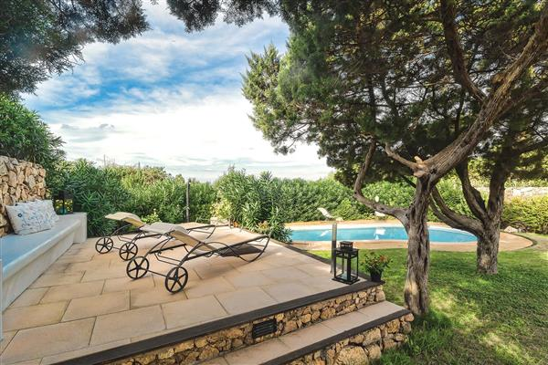 Villa Daniela in Sardinia