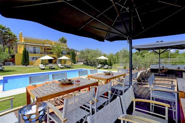 Villa Danilia in Ionian Islands