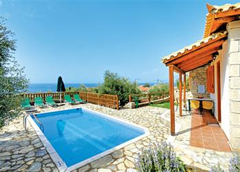 Villa Daphne in Greece
