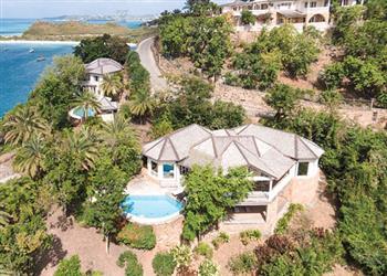 Villa Daydream in Antigua