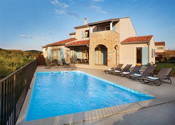 Villa Daymond in Croatia