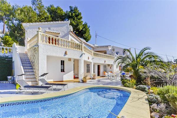 Villa De Anda in Alicante