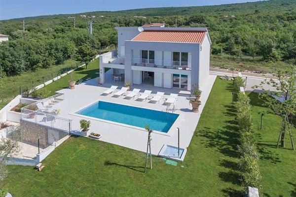 Villa Deborah in Croatia