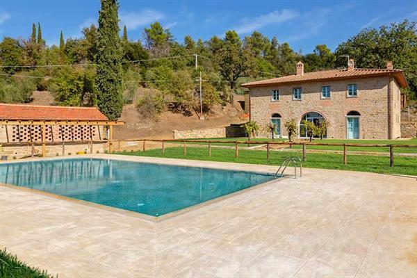 Villa Dei Vigneti in Italy