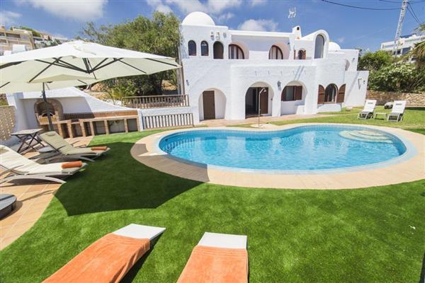 Villa Deleite in Alicante