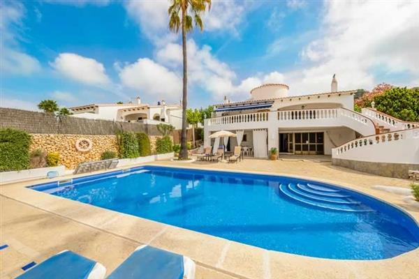 Villa Delfin in Menorca