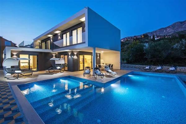 Villa Deluxe in Croatia