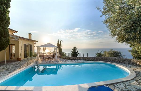 Villa Demos in Ionian Islands