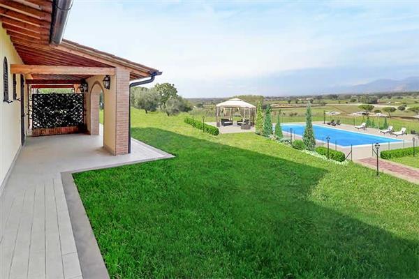 Villa Deni in Italy