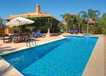Villa Desert Drive 29 in Spain