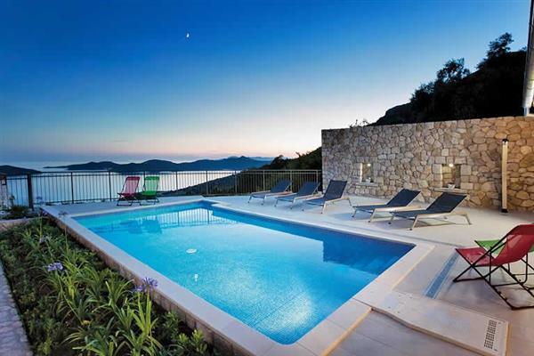 Villa Dia in Croatia