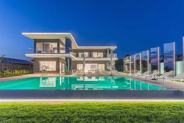 Villa Diamond in Croatia