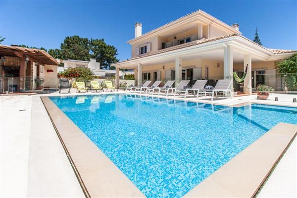 Villa Dianai in Seixal