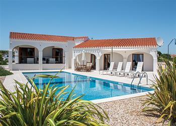 Villa Dili Dali in Menorca