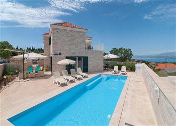 Villa Dino in Croatia
