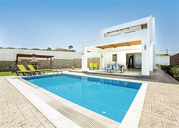 Villa Dionysis in Rhodes